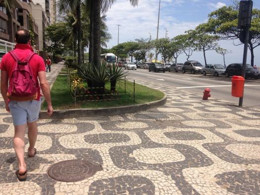 Promenade at Copacabana